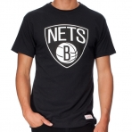 Mitchell & Ness Brooklyn Nets Traditional Tee