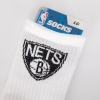 FBF socks NBA Brooklyn Nets