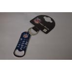 FOREVER NFL Bottle Opener klúčenka