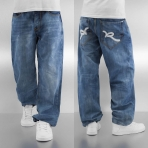 ROCAWEAR DENIM PANT LIGHT ROC WASH BAGGY FIT 2.0