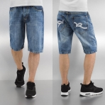 ROCAWEAR DENIM SHORT LIGHT ROC WASH BAGGY SHORT