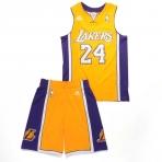 ADIDAS detský set NBA LA Lakers