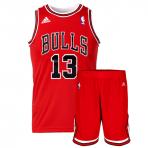 ADIDAS detský set NBA CH Bulls