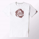 ADIDAS tričko D.ROSE Logo