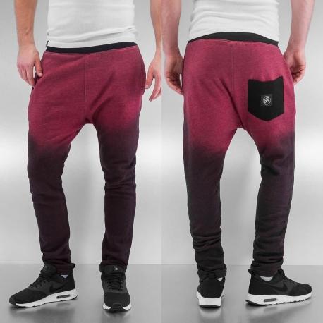 Just Rhyse Phileas Sweat Pants Red