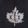 K1X Glitch Logo Hoody Black