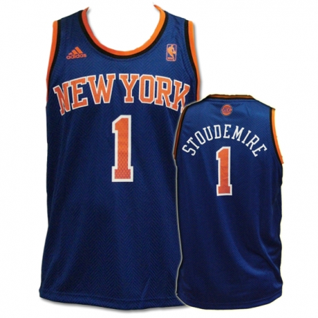 ADIDAS AMARE STOUDEMIRE NY KNICKS REPLICA