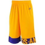 ADIDAS šortky NBA LA Lakers