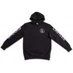 Crooks & Castles Hooded Pullover - C&C Black