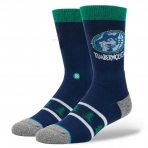 STANCE NBA TEAMS CREW MINNESOTA TIMBERWOLVES