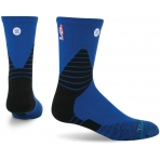 STANCE NBA ONCOURT SOLID QTR BLUE