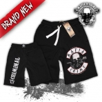 Mafia & Crime Shorts 100 %Criminal black