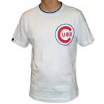 MAJESTIC BEANBALL T-SHIRT CHICAGO CUBS