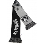 Forever Collectibles FADE SCARF BROOKLYN NETS