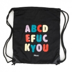 Kream ABC Bag
