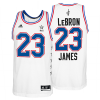 ADIDAS NBA ALL STAR GAME REPLICA JERSEY(EAST - LEBRON JAMES)