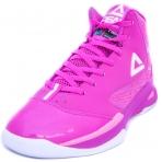PEAK SPEED EAGLE Basketball Shoes E44011 Pink