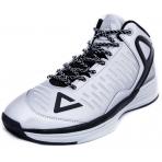 PEAK TP9 - II Basketball Shoes E44323 Silver