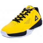PEAK FRED Basketball Shoes E51091 Yellow