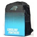 Forever Collectibles FADE BACKPACK CAROLINA PANTHERS