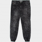 WRUNG PANTS EASY BLACK