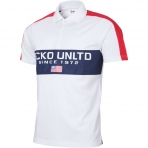 ECKO DODGER POLO WHITE