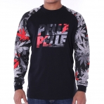 Pelle Pelle HIGHLINER T-SHIRT L/S BLACK