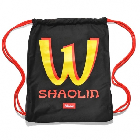 Kream Shaolin Bag black