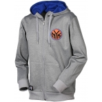 ADIDAS NBA FANWEAR FLEECE HOODY (NEW YORK KNICKS)