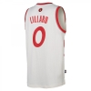 ADIDAS NBA XMAS SWINGMAN JERSEY (PORTLAND TRAIL BLAZERS - DAMIAN LILLARD)