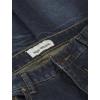 Shine Original Nohavice Tapered Fit Jeans Night Ocean