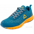 PEAK Running Shoes E53107D Sky Blue/Yellow