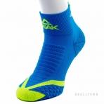 PEAK BASKETBALL SOCKS W453031 MID.BLUE