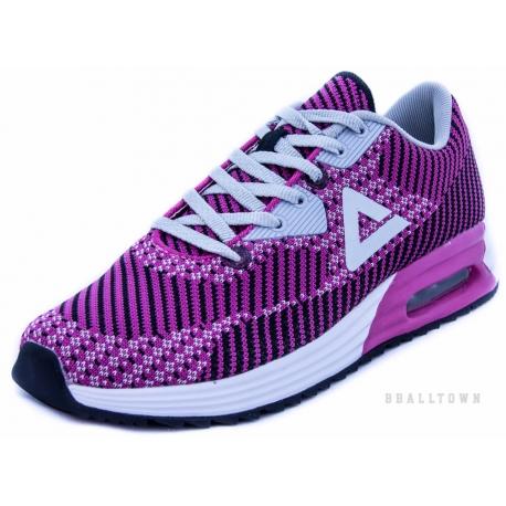 PEAK Casual Shoes E51028 Raspberry