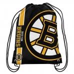Forever Collectibles Cropped Logo Drawstring Bag NHL Boston Bruins