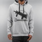 Dangerous DNGRS Hoody Grey Melange