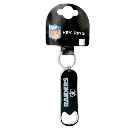 Forever Collectibles NFL Bottle Opener Keyring Oakland Raiders