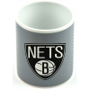 Forever Collectibles NBA Fade Mug Brooklyn Nets