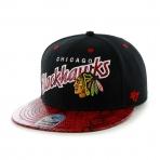 47 Brand šiltovka King Cobra NHL Chicago Blackhawks