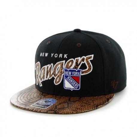47 Brand šiltovka King Cobra NHL New York Rangers?