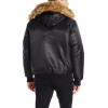 SOUTH POLE ANTARTIC EXPEDITION OUTERWEAR JACKET BLACK