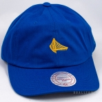 Mitchell & Ness Elements Dad Hat Golden State Warriors Royal
