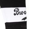 Majestic Tilter Fashion Wrap Font Jogger Black Brooklyn Dodgers