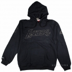 Mitchell & Ness Nba Bank Shot Hoody Los Angeles Lakers Black