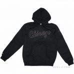 Mitchell & Ness Nba Bank Shot Hoody Chicago Bulls Black
