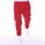 Pelle Pelle We Don't Give A * Sweatpant - Red