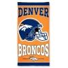 McArthur Fibre Beach Towel Denver Broncos