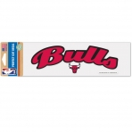 Wincraft Perfect Cut Decal Chicago Bulls