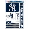 Wincraft Multi Use Decal-Set New York Yankees