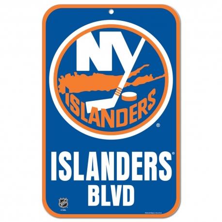 Wincraft Plastic Sign New York Islanders
